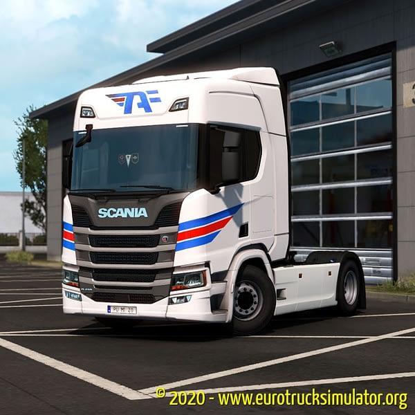 ETS2 Scania R Antunes Figueiras 1