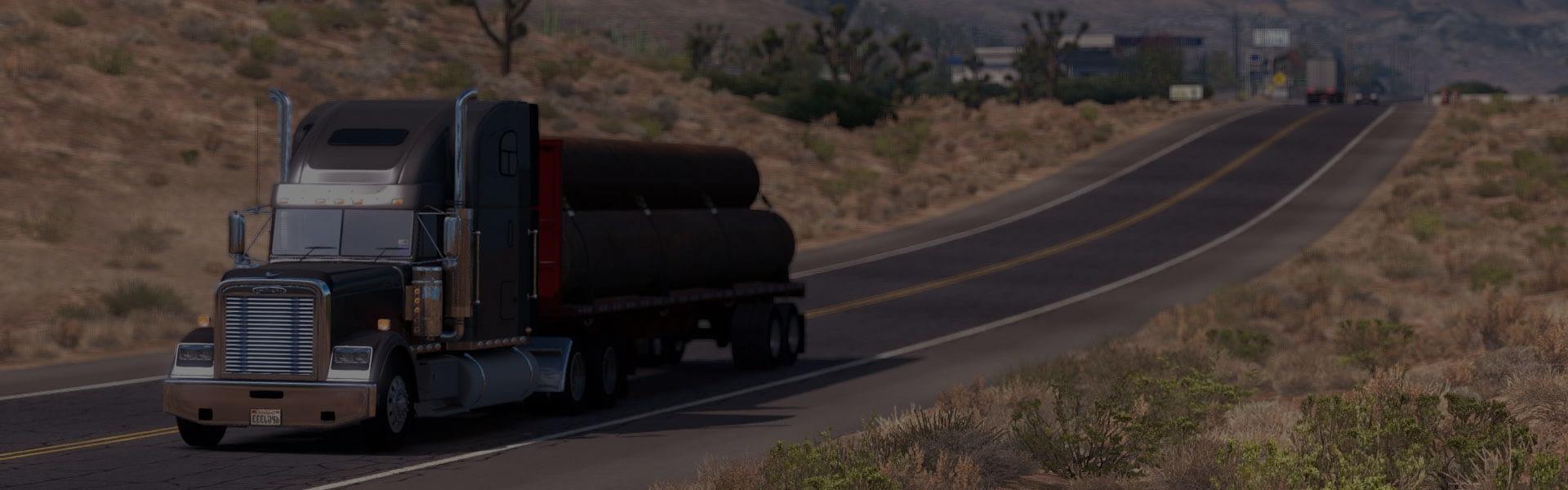 american truck simulator freightliner xl classic