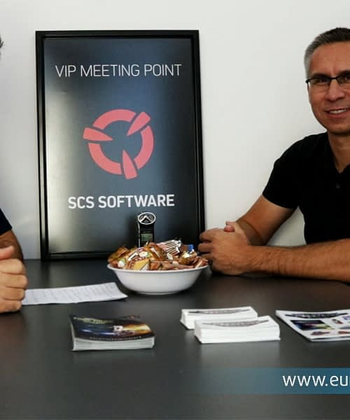 Pavel Sebor – SCS Software