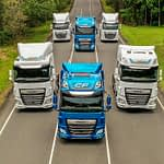 01 DAF XF and CF rewarded with Good Design Award