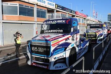FIA ETRC Jarama 2019