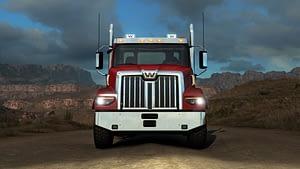western star 49x american truck simulator 1