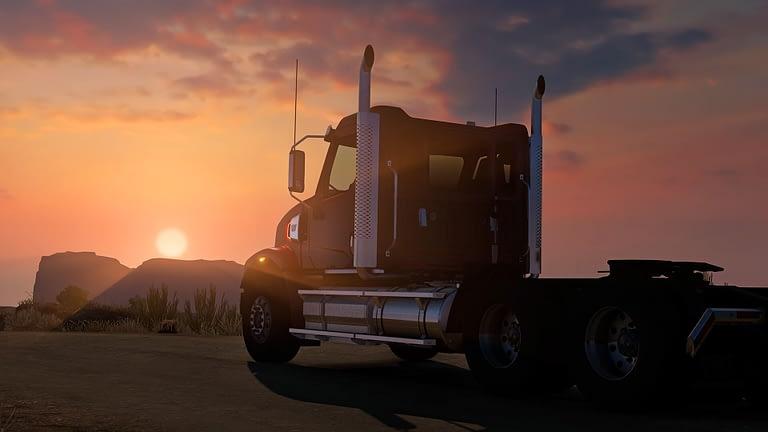 western star 49x american truck simulator 4