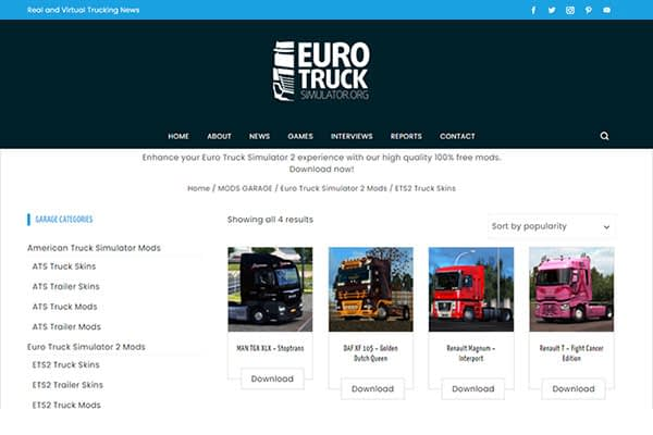 install euro truck simulator 2 mods 4