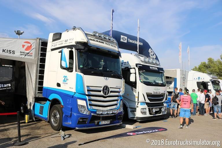 fia etrc jarama 2018 egelmann racing mercedes actros