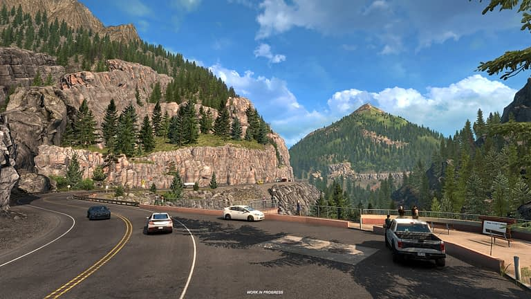 million dollar highway american truck simulator 3