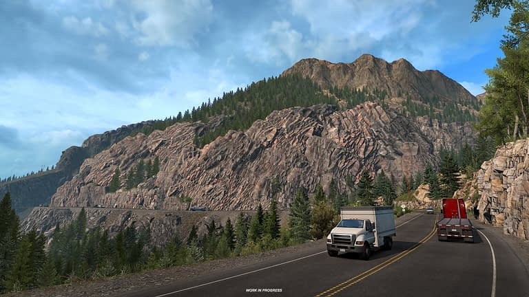 million dollar highway american truck simulator 5
