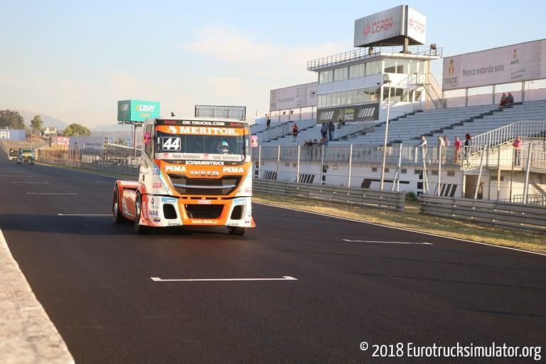 fia etrc jarama 2018 races schwabentruck racing iveco stralis steffi halm