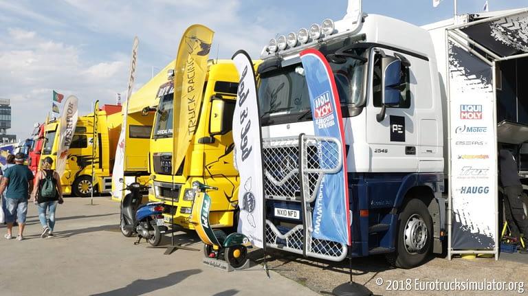 fia etrc jarama 2018 lion truck racing 1