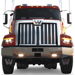 western star 49x front facing