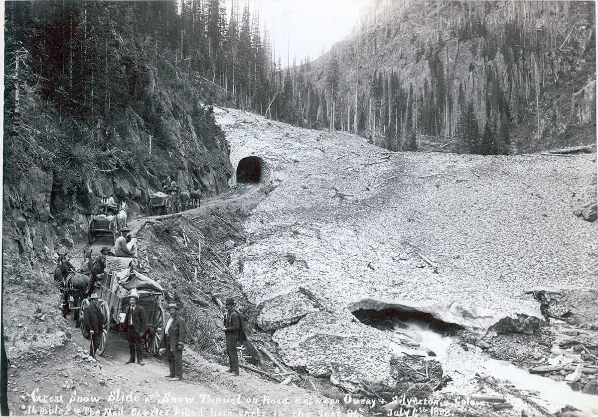 otto mears toll road million dollar highway