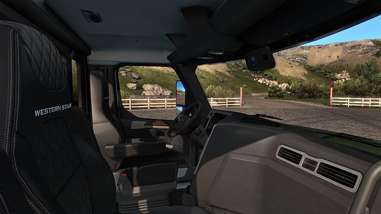 western star 49x american truck simulator 9