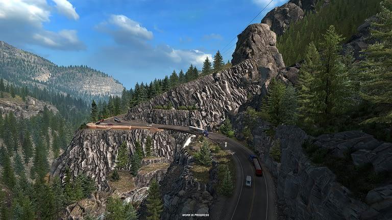 million dollar highway american truck simulator 2