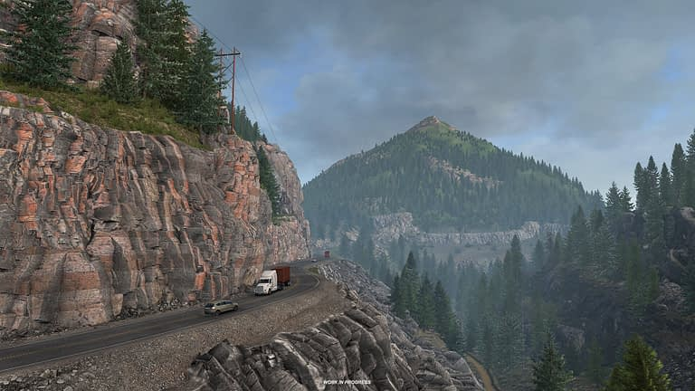 million dollar highway american truck simulator 4