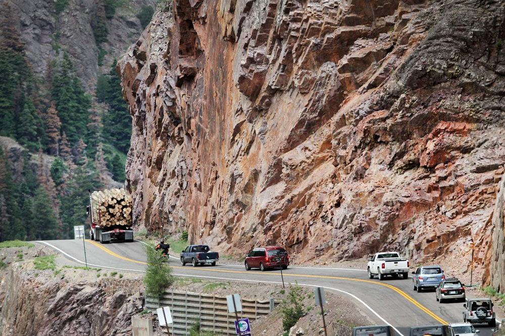 million dollar highway semi truck 1
