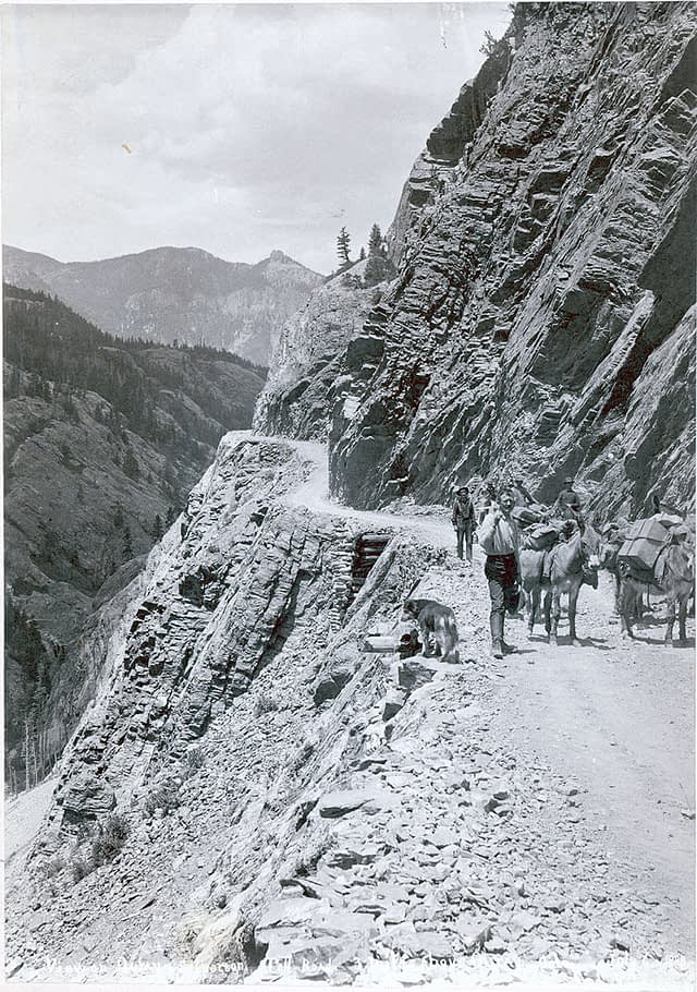 otto mears toll road million dollar highway 1