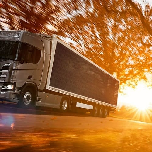 Scania will test trailer equipped with solar panels