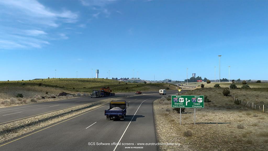 american truck simulator wyoming dlc 10