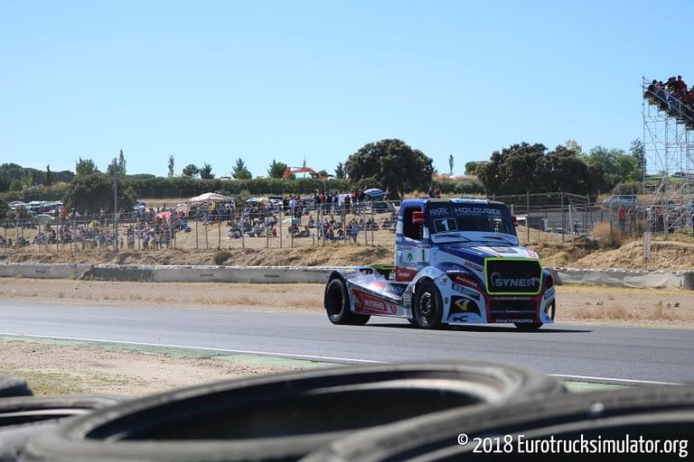 fia etrc jarama 2018 races buggyra adam lacko freightliner 1