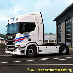 ETS2 Scania R Antunes Figueiras 2