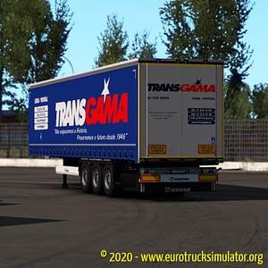 ETS2 Krone Profiliner Gama 1